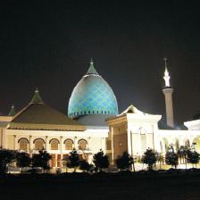 masjid AL - AKBAR surabaya