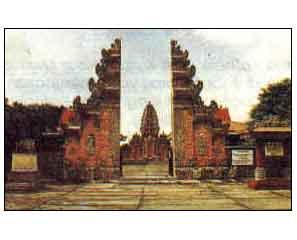 Pura Jagad Karana Surabaya