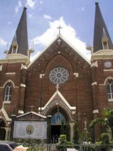 Gereja Katolik Santa Perawan Maria